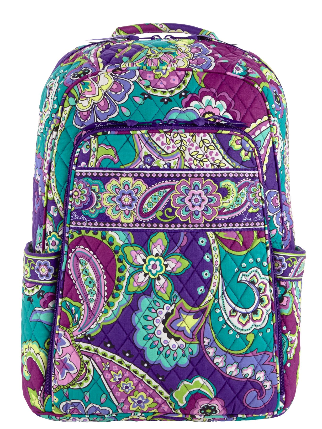 Review: Vera Bradley Tech Backpack – hackyourstyle